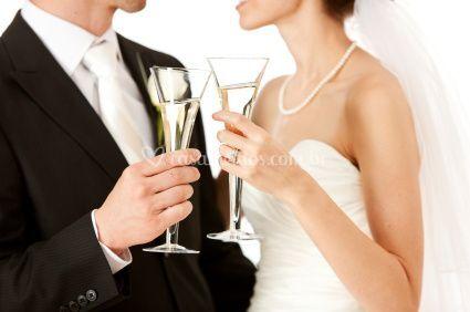 Um brinde ao Amor!!
