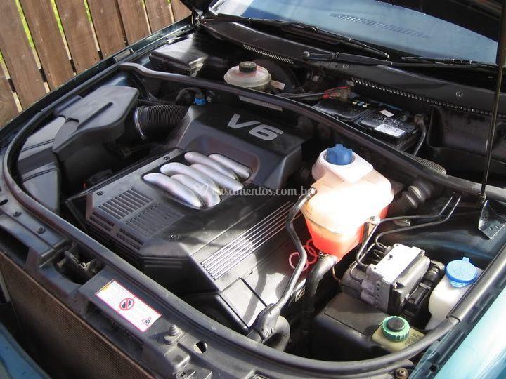Audi A4 Chumbo