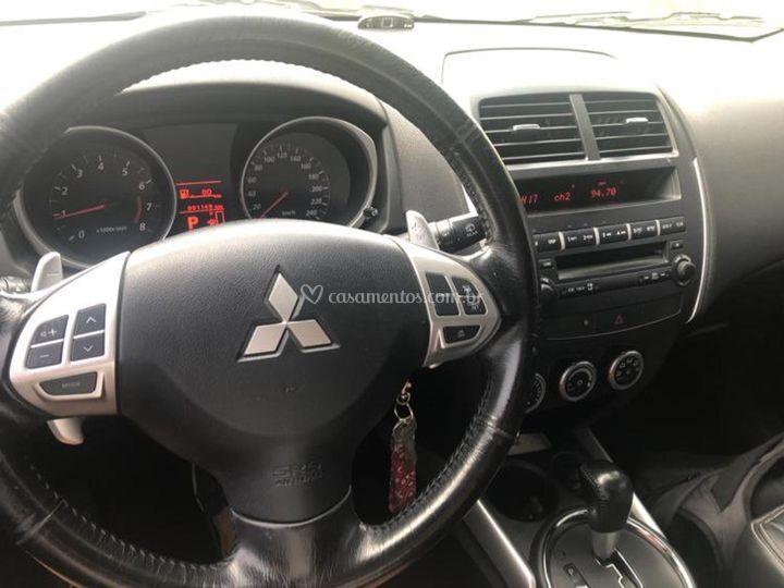 Mitsubishi ASX Branca