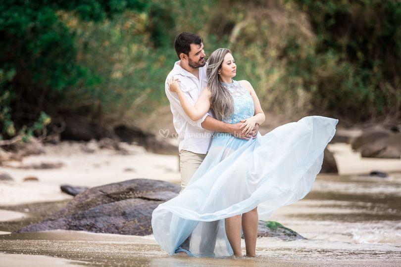Pré Wedding Beach!