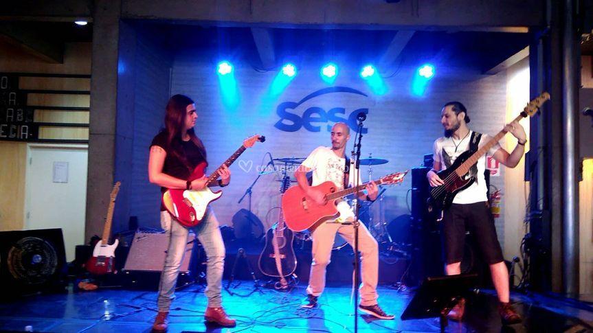 Show SESC Rio Preto - 2018