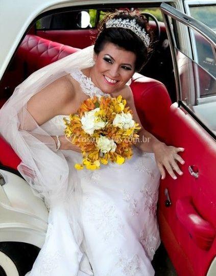 Chegada de noiva