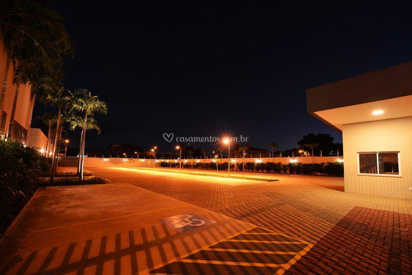 Estacionamento Externo