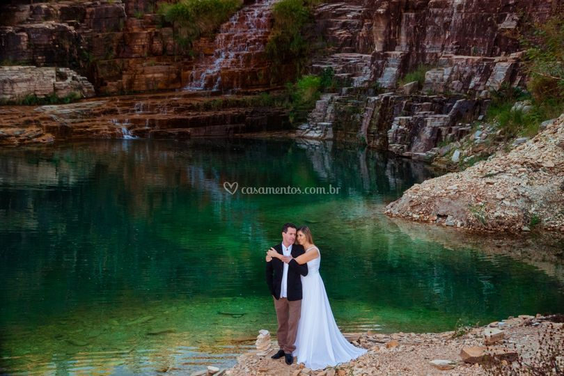 Pré-Wedding - Capitólio