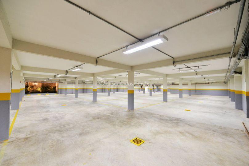 Estacionamento VIP (subsolo)