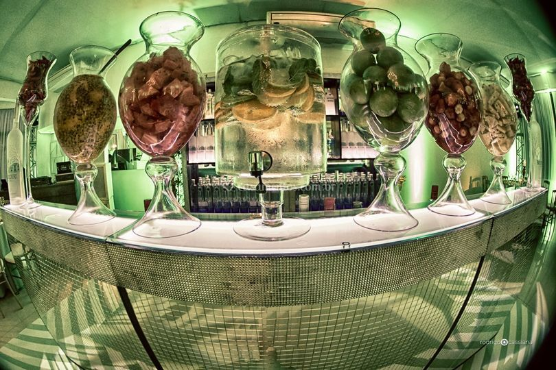 Bar e Drinks para casamento