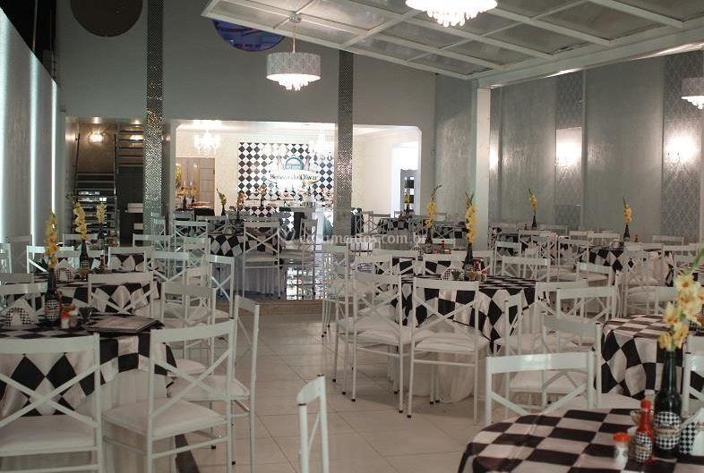 Salão para eventos
