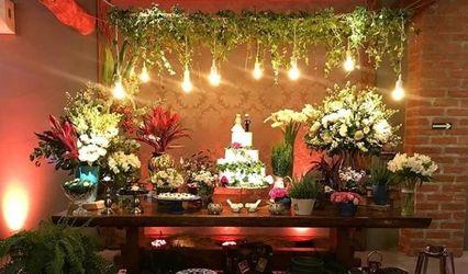 Divina Flor Decoração