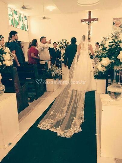 Casamento de Thaís e Moisés