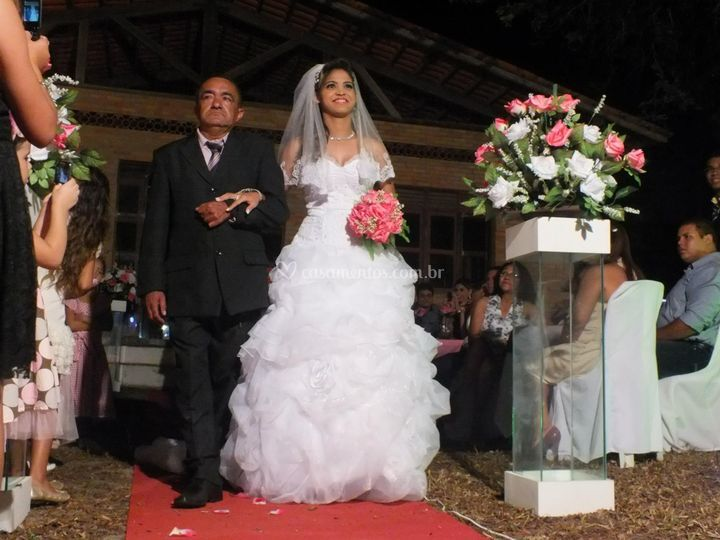 Casamento de Rafaela e Jussyhe