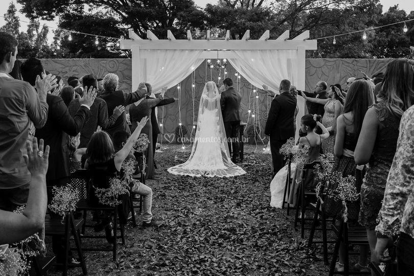 Casamento Lidiane e Enio