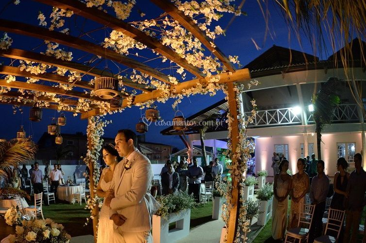 Beach Wedding Noite