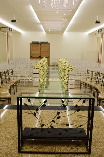 Visão noivos para convidados