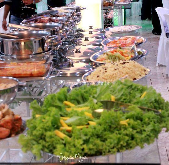 Iguarias da chef