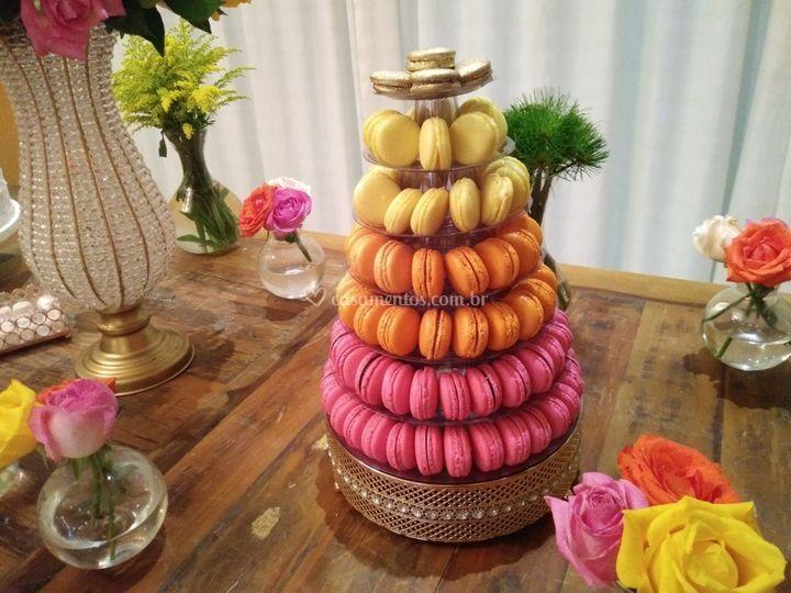 SweetMac Macarons e Bem Casados