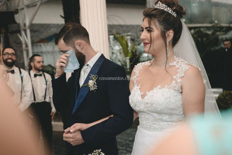 Diana e Guilherme