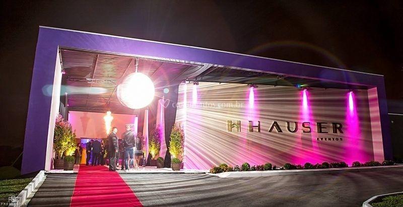 Salão Hauser Eventos