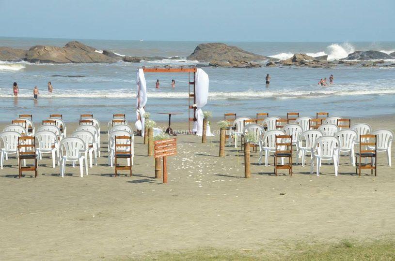 Pérola Casa na Praia