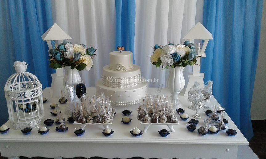 Pop Cake, Brigadeiros Gourmet