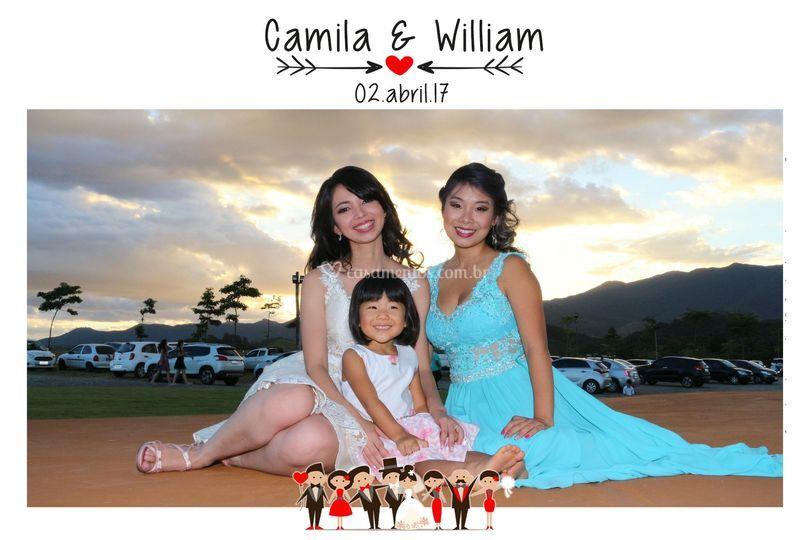 Camila&William