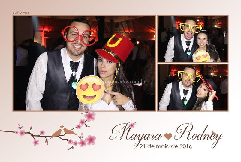Mayara&Rodney