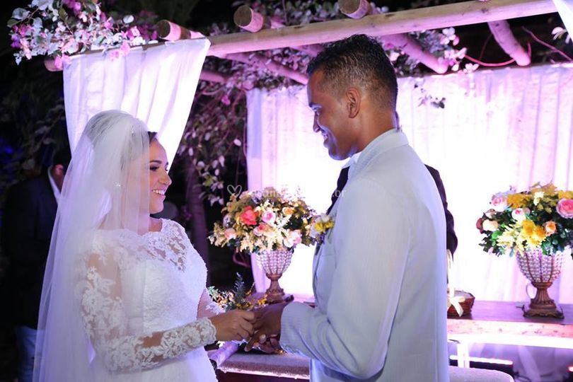 Casamento Anaiara e Valdeci