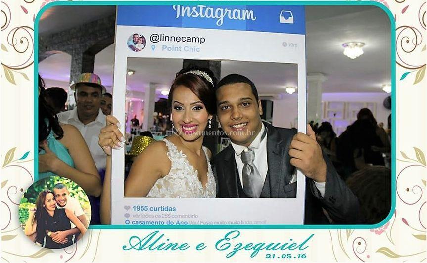 Casamento Aline e Ezequiel