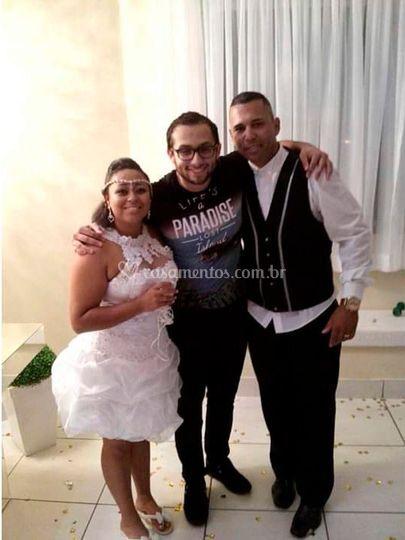 Casamento Carlos e Jéssica
