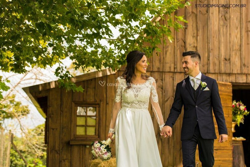 Casar na fazenda