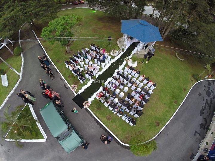Foto Drone Inspiração Eventos