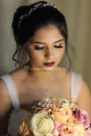 Noiva por kerolyn rodrigues