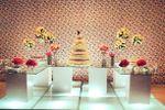 Mesa do bolo de Maison Mizuno