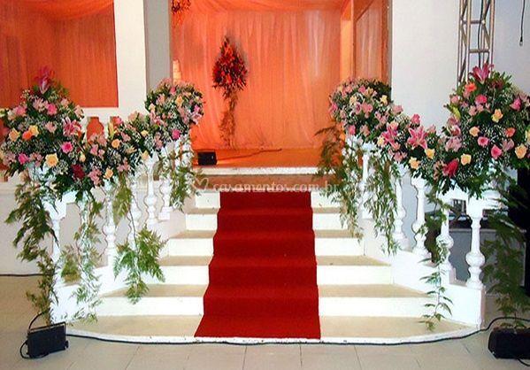 Decoraçõa do altar