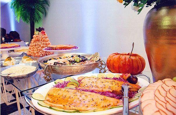 Um seleto buffet