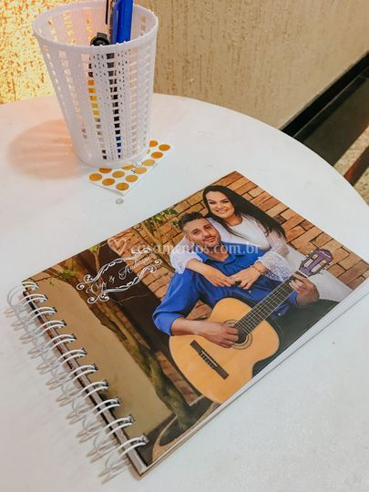 Álbum de assinaturas