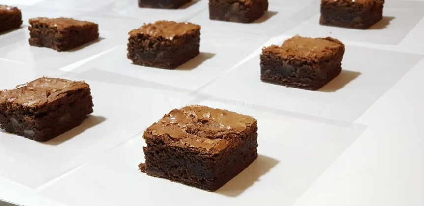 Brownie chocotudo