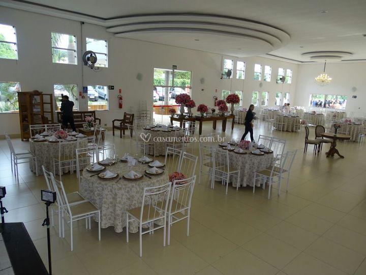 Salão I de Flor de Lotus Eventos