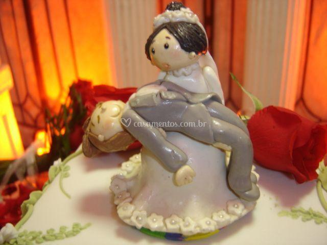 Noivinhos do bolo