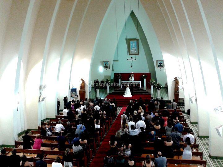 Igreja Nossa Sra. do Líbano BH