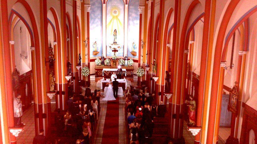 Capela do Colégio Arnaldo - BH