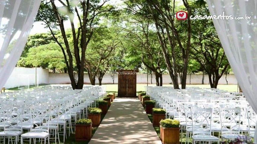 Área Exclusiva para Cerimônia