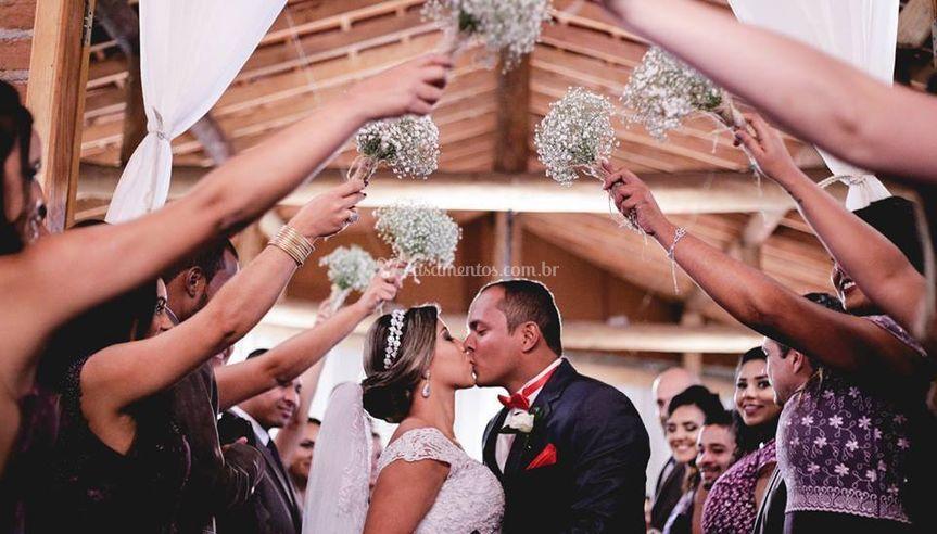 Saída Casal Cerimonial