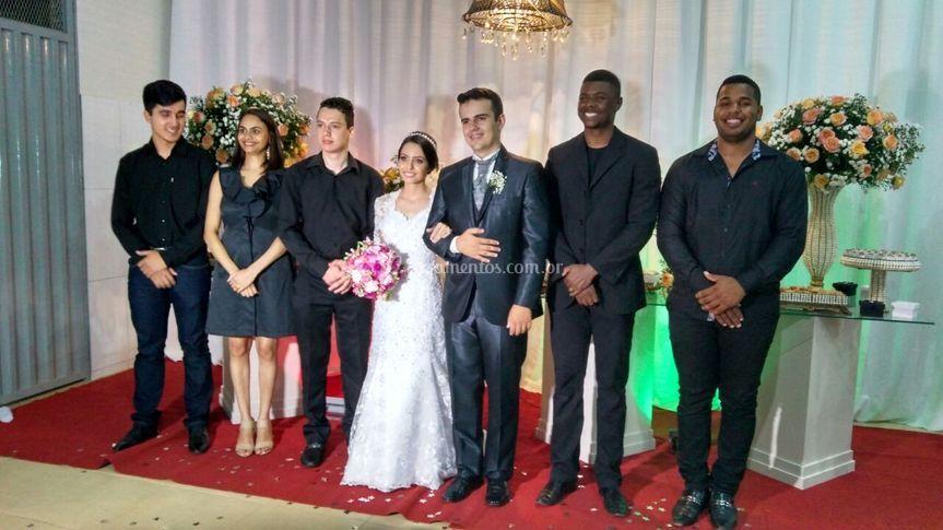Casamento de Alana e Ícaro