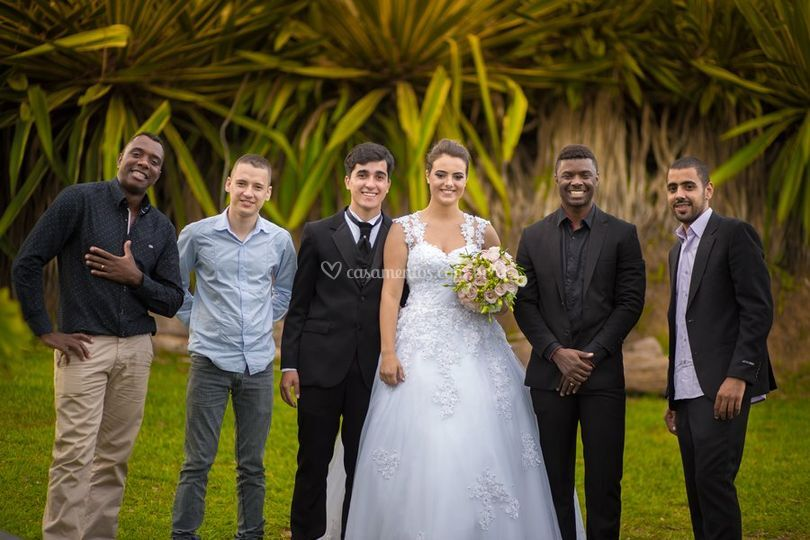 Casamento Juliana e Rogério