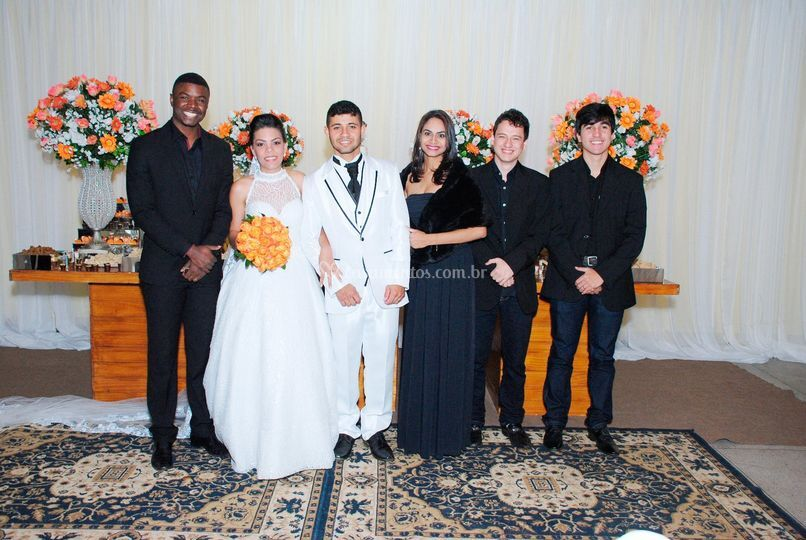 Casamento Tamires e Rodolfo