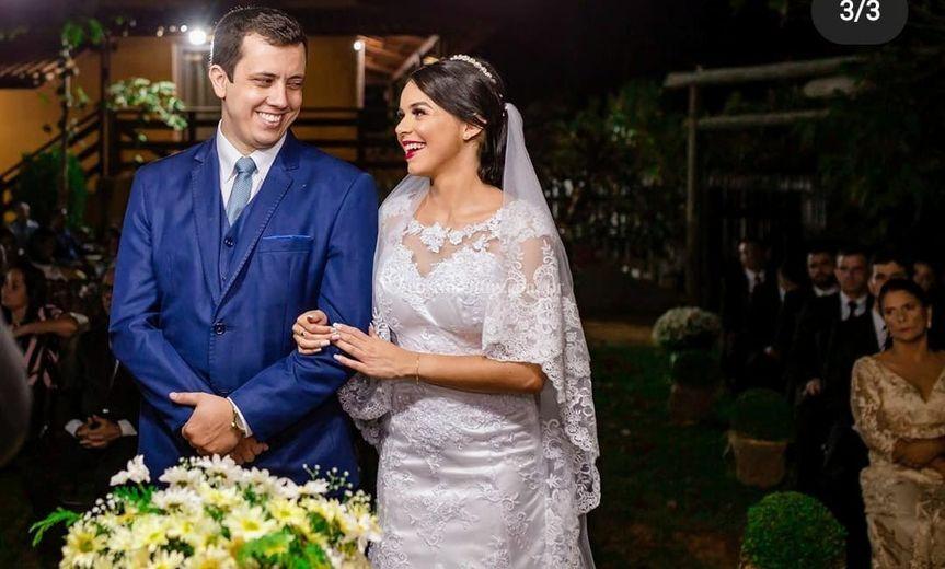 Casamento Amanda e Rondes Delb