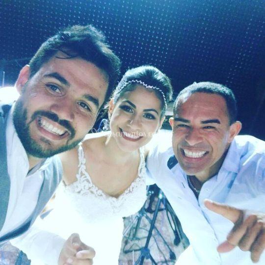 Felipe e Thirza