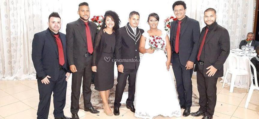 Casamento Acelma & Osmir