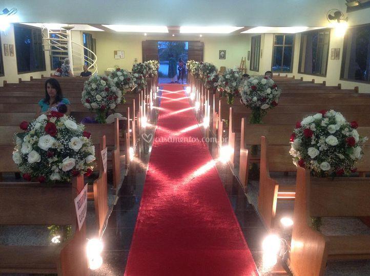 Iluminação de Igrejas