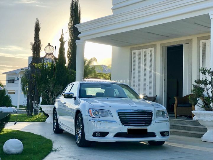 Chrysler 300C Branco